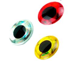 Глазa гологр-ие 3D