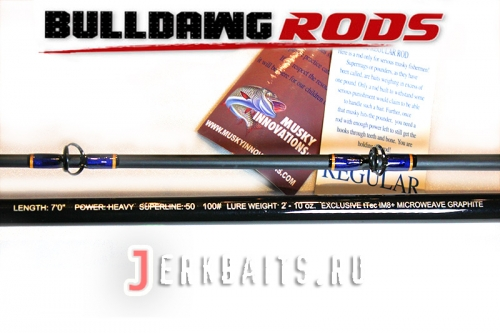 Bulldawg Rods Pro Magnum