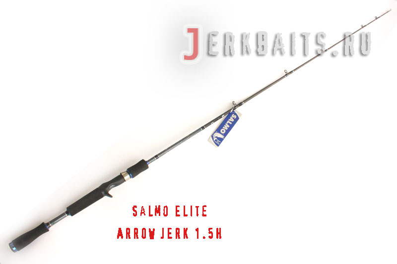SALMO ELITE ARROW JERK 1.5H