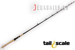 "Tail&scale Jerkbait Plus 5'6"" 2-5oz 30-50lb B"