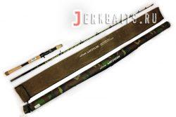 """Джерковое удилище Tail&Scale Jerkbait Predator 5'6"""" 2-5oz 20-50lb 2 pcs"""