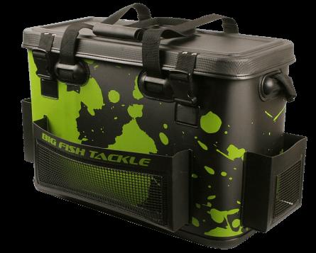 Сумка BFT Predator Bag Water Proof большая с 4 коробками, размер 38x65x30см