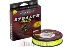 Spiderwire Stealth 137м 0,4Yellow