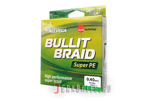 Bullit Braid All-Vega 0,4