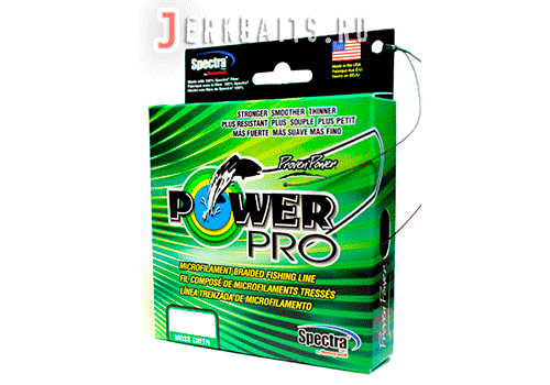 Power Pro Moss Green 135м 0.43мм