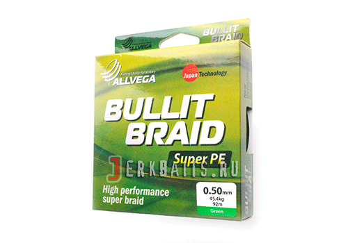 Bullit Braid 05 135m
