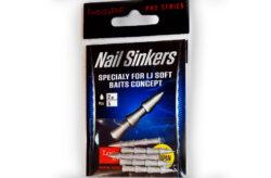 Груз для силикона Nail-Sinkers-for-Soft-Baits