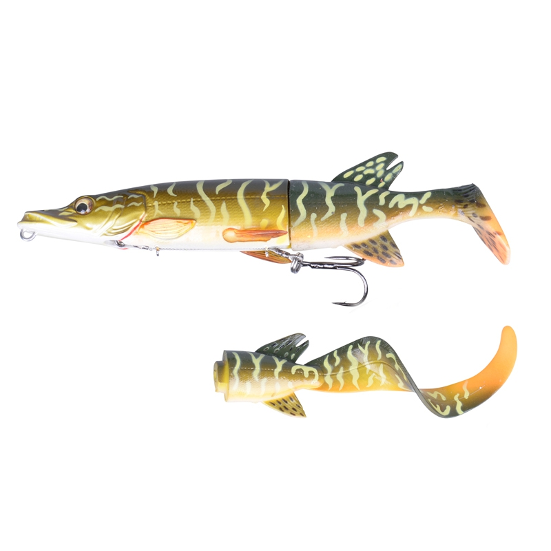 Savage Gear 3D Hybrid Pike 17 45g SS 01-Pike 50220