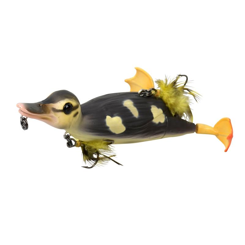 3D Suicide Duck