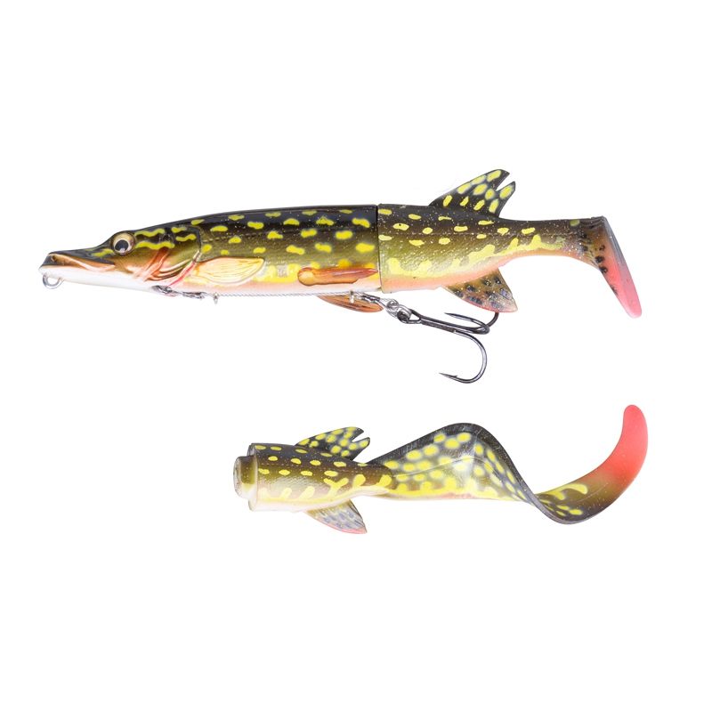 Savage Gear 3D Hybrid Pike 17 45g SS 02-Yellow 50221