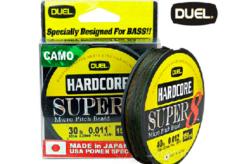 Duel PE Hardcore SUPER 8 150YDS 65Lbs