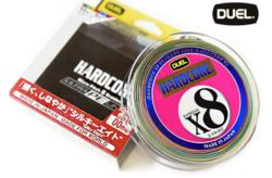 Duel Yo-Zuri-PE-Hardcore-X8-300m-5Color-#8