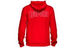Толстовка Rapala-Zipper-HoodieRed-XL M2RA02800XL