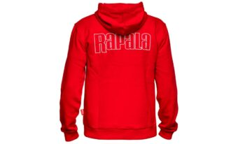 Толстовка Rapala-Zipper-HoodieRed-XL M2RA02800XL