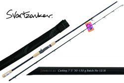 Спиннинг Svartzonker Black Series Pro Jerk&Twitch 7.3 30 130g