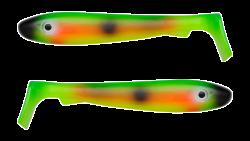 Svartzonker McRubber 21, 210 мм, 88 гр, цвет: Parrot, (уп./2шт.), (100407)