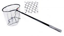 Подсачек-разборный-Lucky-John-телескопический-220х60х60см-прорезиненный