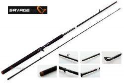 Спиннинг-Savage-Gear-SG2-Jerk-Specialist-Trigger-2.06м,-80-150