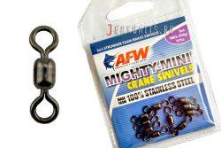 AFW-Вертлюu-Stanless-Steel-Crane-Swivel-Mighty-Mini-7-180lb-82кг-10шт