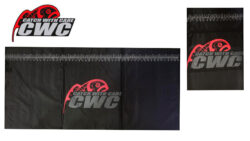 мат для замера pike measuring mat CWC, 135x60cm