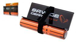 Линейка-рулетка-Savage-Gear-Savage-Measure-Up-Roll-12мм-130см