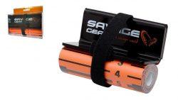 Линейка-рулетка-Savage-Gear-Savage-Measure-Up-Roll-90мм-130см