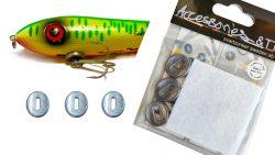 Огрузка-Svartzonker-The-Button-Hardbait-Weight-System--silv-3шт